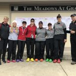 ⛳️Varsity Girls Golf Team Places 4th/Malone places 3rd individually