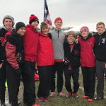 Marshall Boys Cross Country Complete a Successful Season Running at the State Meet