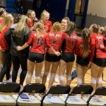 Varsity Volleyball Advances to District Final