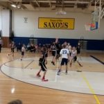 Boys 7th Grade A Basketball beats Hastings MS 44 – 30