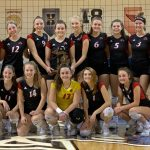 Girls Volleyball…Regional Tuesday 11/12