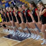 Varsity Volleyball Falls to Lakewood in Regional Play