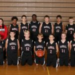Boys 7th Grade B Basketball beats Pennfield MS 39 – 19