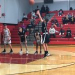 Boys 7th Grade A Basketball beats R.W. Kidder MS (Northwest) 50 – 17