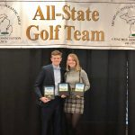 Varsity Golfers Earn All-State Recognition