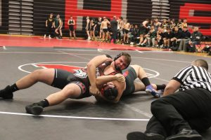Redhawks Wrestlers Rally at Joe Wheeler Tournament