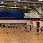 Girls 8th Grade A Basketball beats Hastings 47 – 4