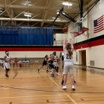 Girls 8th Grade B Basketball beats Hastings MS 36 – 15