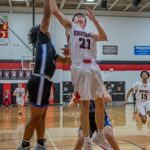 Boys Varsity Basketball beats Harper Creek 65 – 47