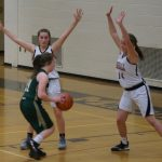 Girls 8th Grade A Basketball beats Jackson Lumen Christi 41 – 9