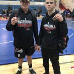 MHSAA Individual Wrestling Districts results from Mason