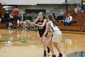 Girls JV Basketball 2020-21