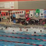 4th League Championship for Marshall Redhawks Swimming and Diving