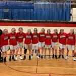 Girls 8th Grade A Basketball beats Harper Creek 44 – 13