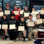 Wrestling Team Earns Academic All-State