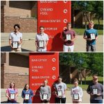 Congrats to our I-8 Senior Scholar Athletes