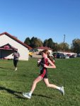 Marshall Middle School Girls Cross Country Competes in 3 meets in 9 days