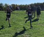 Marshall Middle School Boys Cross Country Competes in 3 meets in 9 days