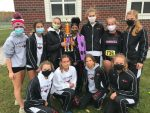Ladyhawk Cross Country Dominates Sturgis Invitational–Girls Remain Undefeated on Season