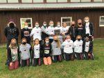 Ladyhawk Cross Country Clinches the I-8 Championship—Girls Complete Regular Season Unbeaten, 73 – 0