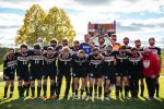 Marshall Boys Varsity Soccer beats Harper Creek 3 – 1 to Clinch District Championship