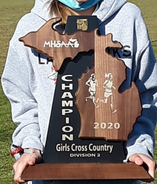 2020 Girls Cross Country Regional Championship