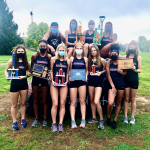 Ladyhawk Cross Country Heads to the State Championship Meet Friday!!!
