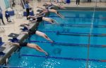 Boys Swimming and Diving League Championship