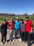 Varsity Boys Golf Open The Season At Coldwater Invitational