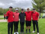 Varsity Golfers Compete at Onsted Invite