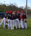 Marshall Varsity Baseball Wins Hillsdale Tourney