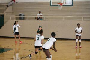 Fresh/JV Volleyball vs Maypearl