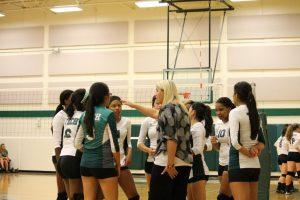 Varsity Volleyball vs Alvarado