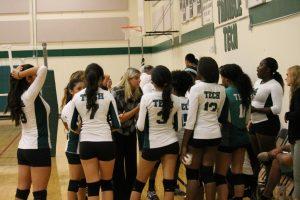 Varsity Volleyball vs Northside
