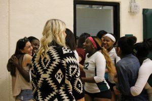 Varsity Volleyball vs South Hills