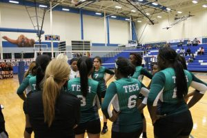 Varsity Volleyball vs Aledo Bi-District Play-offs
