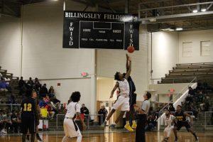 Varsity Basketball Senior Night vs Arlington Heights