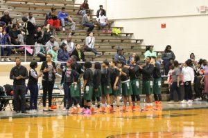 Varsity Girls Basketball vs Arlington Heights – District Champs