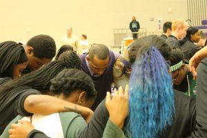 Varsity Girls Basketball vs Aledo – Bi-District Champs