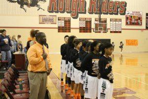 Varsity Girls Basketball vs Birdville – Area Champs