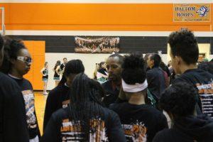 Varsity Girls Basketball vs Azle – Reg. Quarterfinals