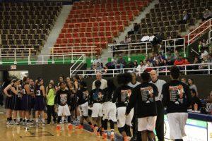 Varsity Girls Basketball vs Canyon – Reg. Finalist