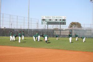 Varsity Baseball vs Northside