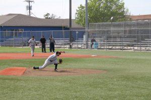 Varsity Baseball vs Arlington Heights
