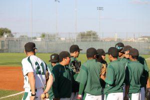 Varsity Baseball vs Arlington Heights – Senior Night