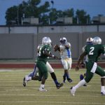 Tech Football beats Dallas Samuell 7-0