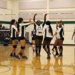 Volleyball wins, looks to finish season strong!
