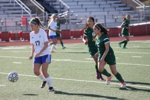 Girls Soccer vs Joshua P-O