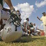 "Come celebrate Coach Robinson's ""Magnificent Seven"" and more October 6th at Farrington Field!"