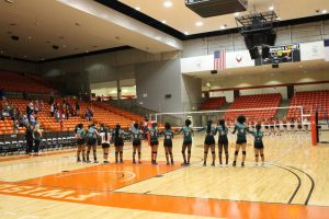 Volleyball vs Grapevine Bi-District Play-off